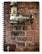 Old Valve Spiral Notebook