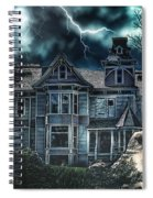 Old Victorian House Spiral Notebook