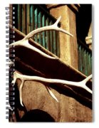 Old West Trimmings Spiral Notebook