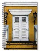 Old World Charm Spiral Notebook