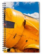 Old Yeller Spiral Notebook