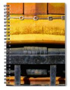 Old Yellow By Diana Sainz Spiral Notebook