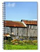 Olden Beauty Spiral Notebook