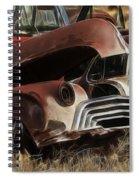 Oldsmobile 40s Spiral Notebook