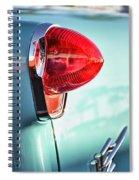 Oldsmobile 88  Spiral Notebook