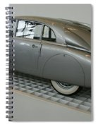 Oldtimer Tatra T87 Spiral Notebook