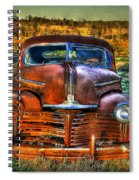 Ole One Eye Spiral Notebook