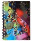 Olej I Woda 4 Spiral Notebook