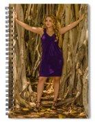 Olga 1 Spiral Notebook