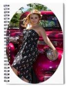 Olga 10 Spiral Notebook