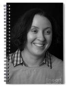 Olga Spiral Notebook