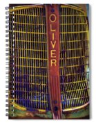 Oliver Twisted Spiral Notebook