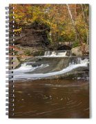 Olmstead Falls Spiral Notebook