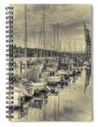 Olympia Marina 3 Spiral Notebook