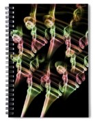 Olympic Ambition Spiral Notebook