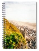 Olympic Peninsula Driftwood Spiral Notebook