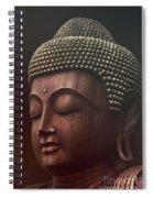 Om Mani Padme Hum  - Buddha Spiral Notebook