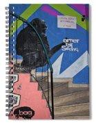 Omer Tdk Sdeng Spiral Notebook