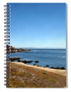 On A Clear Day You Can See Forever Spiral Notebook