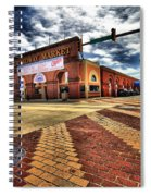 On Broadway Spiral Notebook