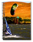 On Course Spiral Notebook