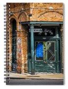 On Decatur  Spiral Notebook