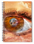 On Earth As It Is In Heaven Spiral Notebook