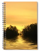 On Golden Pond Spiral Notebook