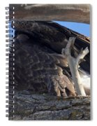 On Guard Spiral Notebook