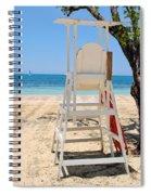 On Guard Spiral Notebook