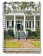 On Guard In New Orleans Spiral Notebook