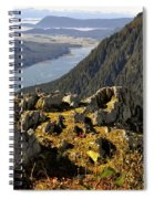 On Mount Roberts Spiral Notebook