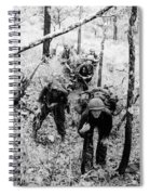 On Patrol Spiral Notebook
