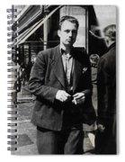 On Regent Street Spiral Notebook
