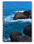 On Second Thought Spiral Notebook