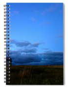 On The Hill Spiral Notebook
