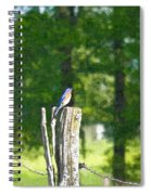 On The Hunt 2 Spiral Notebook