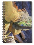On The Hunt Spiral Notebook