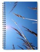 On The Prairie #12 Spiral Notebook