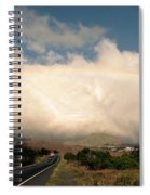 On The Road To Hilo Spiral Notebook