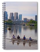On The Schuylkill Spiral Notebook