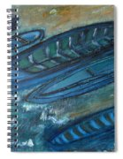 On The Shore Spiral Notebook