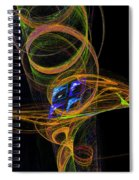 On The Way To Oz Spiral Notebook
