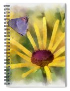 On The Yellow Spiral Notebook