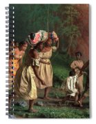 On To Liberty, 1867 Spiral Notebook
