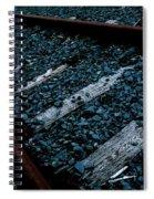 On Track Spiral Notebook