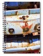 Once A Dodge Spiral Notebook
