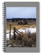 Once A Shelter Spiral Notebook