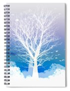 Once Upon A Moon Lit Night... Spiral Notebook