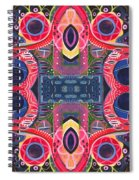 Once Upon A Time - The Joy Of Design Xlll Arrangement Spiral Notebook